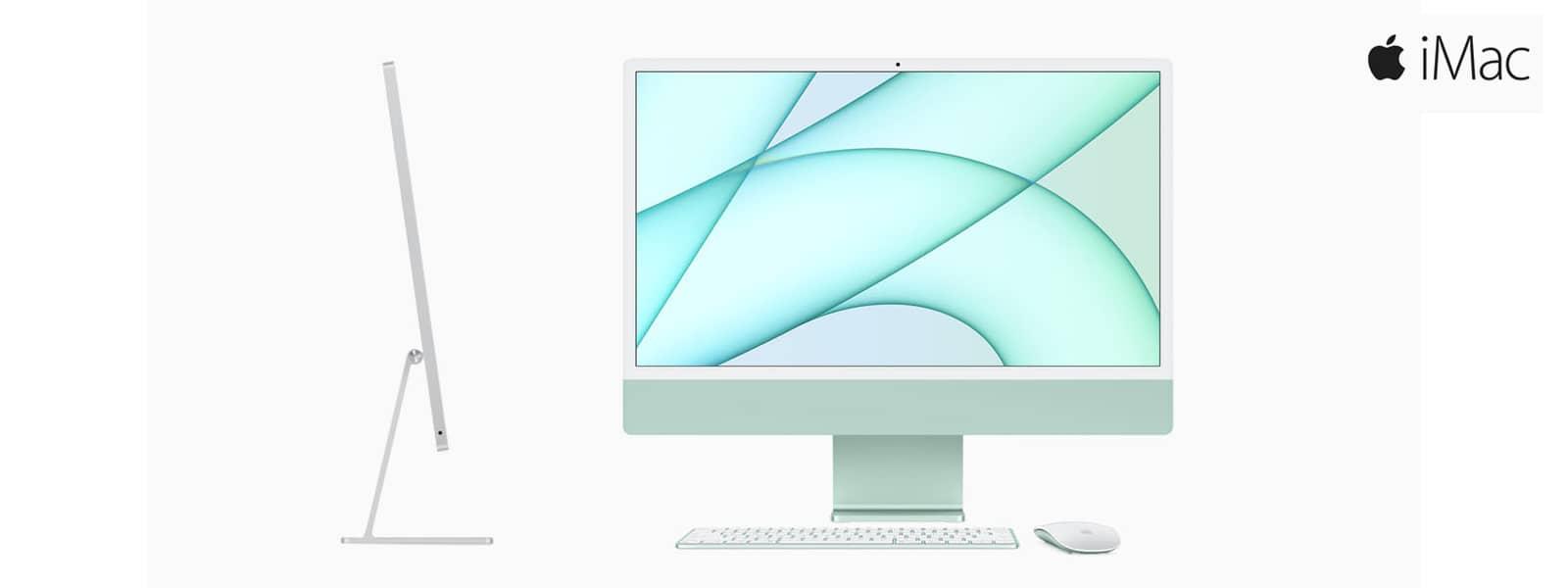 new iMac 24-inch 2021