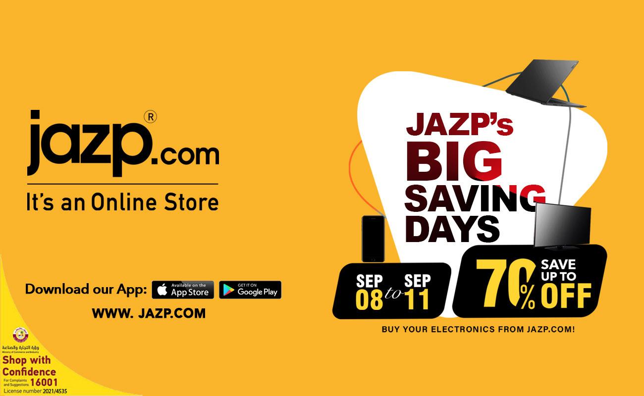 Qatar sale - Jazp's Big Saving Day